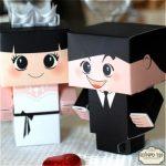 קופסת חתן כלה דמוי לגו - מזכרות לאורחים בחתונה מתנות לאורחים בחתונה מזכרת לאורחים בחתונה מזכרות לאירועים