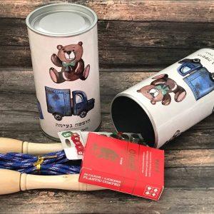 מארז נוסטלגיה - גליל משחקים שאהבנו - נופך משלכם - מתנות לעובדים - מזכרות ללקוחות מתנות לסוף שנה מתנות לתחילת שנה