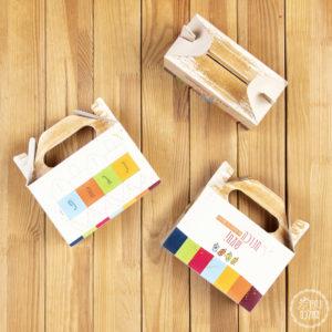 על הניסים ועל המתוקים - מזוודת ממתקים - מתנות לחנוכה