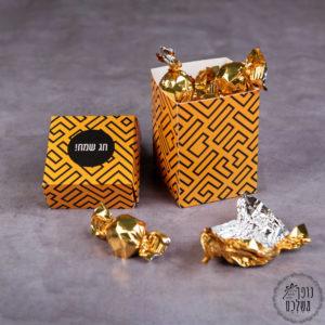 שוקולד box - מתנות לשבועות - נופך משלכם